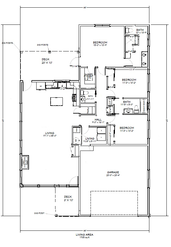 Simi Simplified Floor Plan